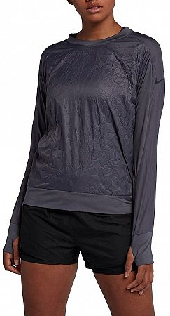 Bunda Nike W NK SSNL RD JKT PULLOVER 929128-081 Veľkosť XS