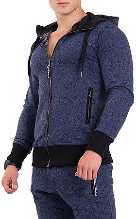 Bunda s kapucňou Nebbia jacket 10906 Veľkosť XXL