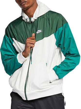 Bunda s kapucňou Nike M NSW HE WR JKT HD ar2191-133 Veľkosť L