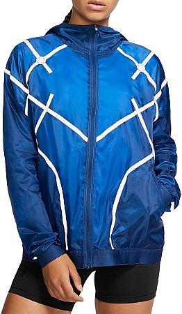 Bunda s kapucňou Nike W NK CITY RDY JKT HD bv3828-407 Veľkosť S