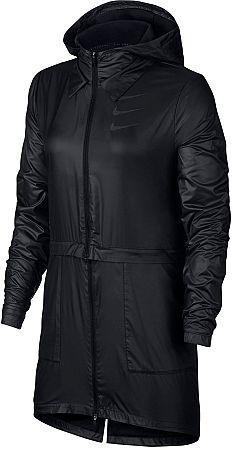 Bunda s kapucňou Nike W NK JKT HD RD 933674-010 Veľkosť S