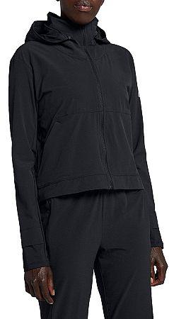 Bunda s kapucňou Nike W NK SWFT RUN JKT aa7966-010 Veľkosť S