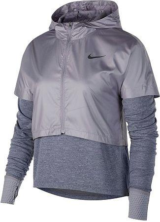 Bunda s kapucňou Nike W NK THRMSPHR ELMNT TOP TRN2.0 aq9821-581 Veľkosť M