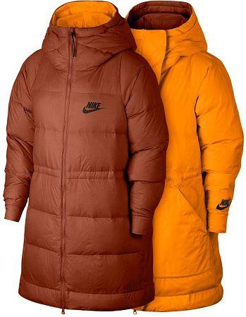 Bunda s kapucňou Nike W NSW DWN FILL JKT REV 939434-246 Veľkosť XL