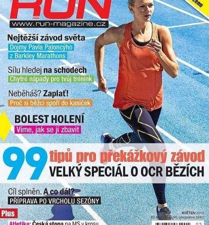 Časopis Top4Running Časopis RUN - 5/2019 cas-run-5-2019