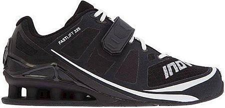 Fitness topánky INOV-8 FASTLIFT 325 (S) 000047-bkwh-s-01 Veľkosť 45,5 EU