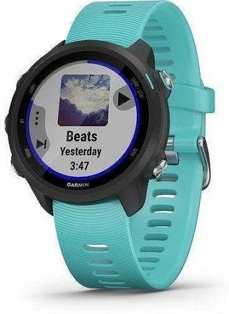 Hodinky Garmin Garmin Forerunner 245 Music Optic Blue 010-02120-32