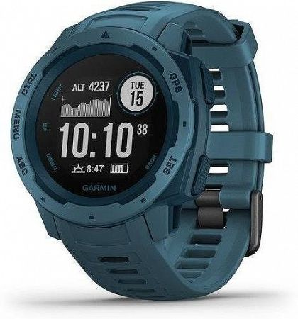 Hodinky Garmin Garmin Instinct Blue Optic 010-02064-04