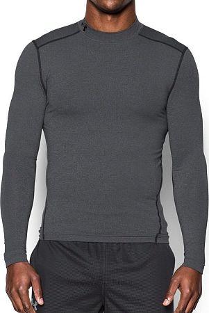 Kompresné tričko Under Armour Under Armour CG Armour Mock 1265648-090 Veľkosť S