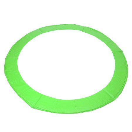 Kryt pružín na trampolínu 430 cm - zelená