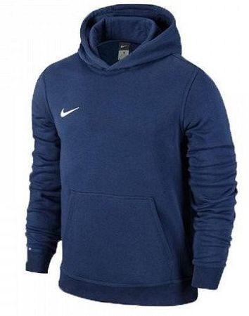 Mikina Nike Team Club Hoodie 658500-451 Veľkosť XL