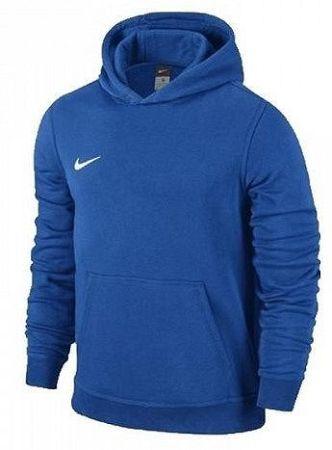Mikina Nike Team Club Hoodie 658500-463 Veľkosť XL