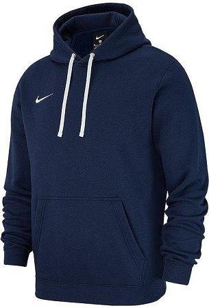 Mikina s kapucňou Nike M HOODIE PO FLC TM CLUB19 ar3239-451 Veľkosť L