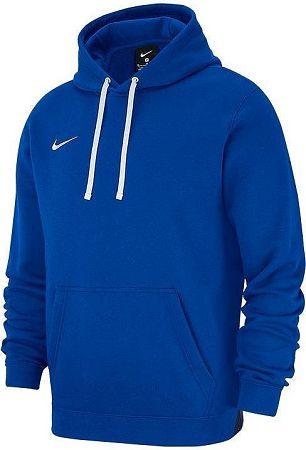 Mikina s kapucňou Nike M HOODIE PO FLC TM CLUB19 ar3239-463 Veľkosť 3XL