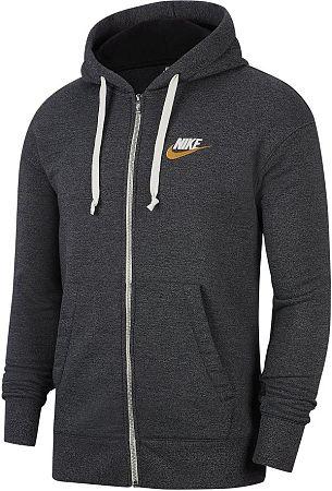 Mikina s kapucňou Nike M NSW HERITAGE HOODIE FZ 928431-012 Veľkosť M