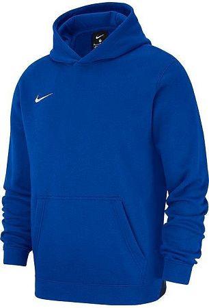 Mikina s kapucňou Nike Y HOODIE PO FLC TM CLUB19 aj1544-463 Veľkosť M