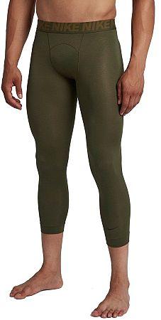 Nohavice 3/4 Nike M NK TGHT 3QT UTILITY aj1685-395 Veľkosť XL