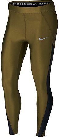 Nohavice Nike W NK SPEED TGHT 7_8 METALLIC ar4408-399 Veľkosť XS