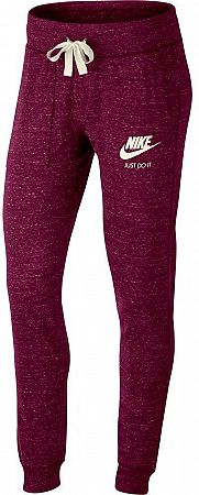 Nohavice Nike W NSW GYM VNTG PANT 883731-627 Veľkosť XS
