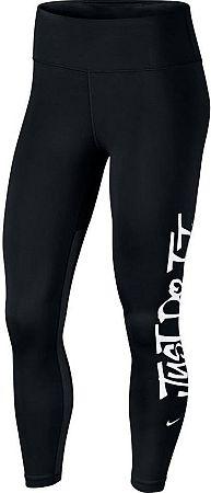 Nohavice Nike W ONE TIGHT JDI GRX ar7558-010 Veľkosť XS