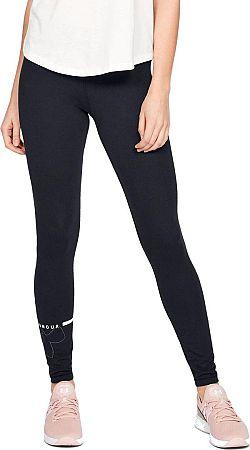 Nohavice Under Armour Favorite Big Logo Legging 1342638-001 Veľkosť L