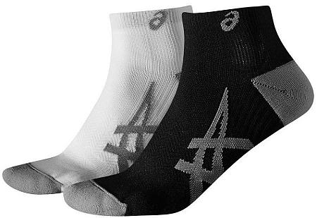 Ponožky Asics 2PPK LIGHTWEIGHT SOCK 130888-0001 Veľkosť IV