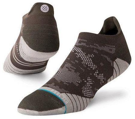 Ponožky Stance STANCE SERVE TAB LW OLV m248c18set-olive Veľkosť L