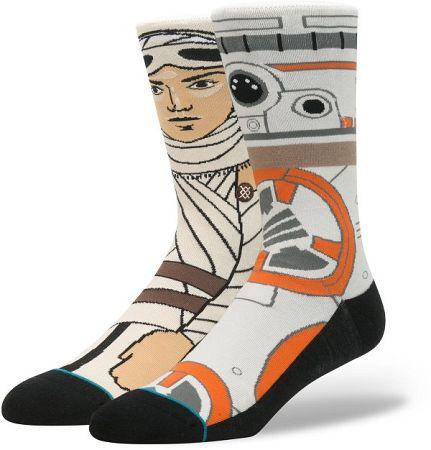Ponožky Stance STANCE THE RESISTANCE TAN m545c16rst-tan Veľkosť L