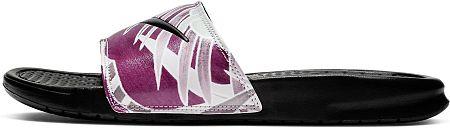 Šľapky Nike WMNS BENASSI JDI PRINT 618919-030 Veľkosť 40,5 EU