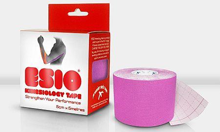 Tejpovacia páska ESIO ESIO KINESIOLOGY TAPE 50mm esio-kinezio-50-pink Veľkosť OSFM