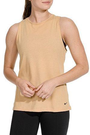 Tielko Nike W NK DRY TANK STUDIO OPEN BACK ao9805-723 Veľkosť L