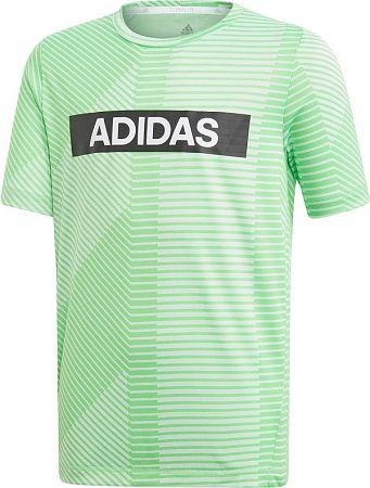 Tričko adidas Core YB TR BR TEE dv1365 Veľkosť 128