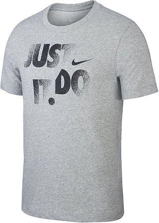 Tričko Nike M NK DRY TEE DFC JDI bq1849-063 Veľkosť L