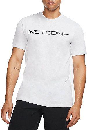 Tričko Nike M NK DRY TEE DFCT METCON SLUB cj9478-100 Veľkosť M