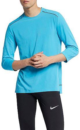 Tričko Nike M NK TCH PCK RISE 3QTR TOP aj7977-433 Veľkosť S
