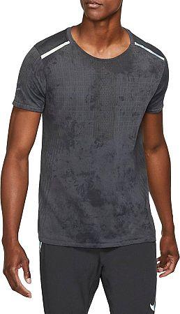 Tričko Nike M NK TCH PCK SEAMLESS TOP bv5623-011 Veľkosť S