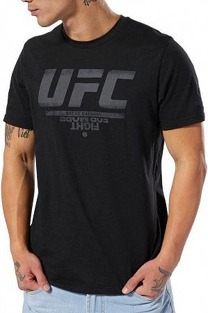 Tričko Reebok UFC FG LOGO TEE dq2007 Veľkosť L