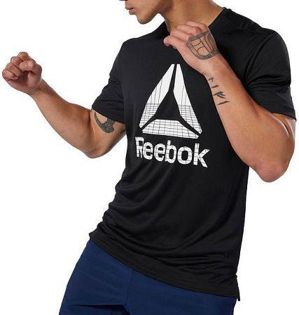 Tričko Reebok WOR GRAPHIC TECH TEE du2178 Veľkosť XXL