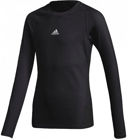 Tričko s dlhým rukávom adidas ASK LS TEE Y cw7324 Veľkosť 164