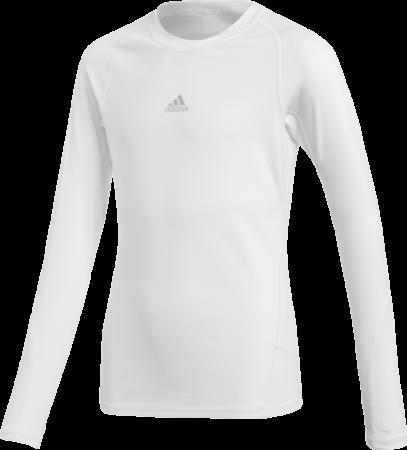 Tričko s dlhým rukávom adidas ASK LS TEE Y cw7325 Veľkosť 140