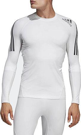 Tričko s dlhým rukávom adidas ASK SPR LS 3S dw8484 Veľkosť L
