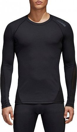 Tričko s dlhým rukávom adidas ASK SPR TEE LS cf7267 Veľkosť S