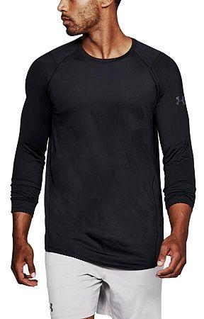 Tričko s dlhým rukávom Under Armour MK1 LS 1306431-001 Veľkosť M