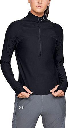 Tričko s dlhým rukávom Under Armour UA Qualifier Half Zip 1326512-001 Veľkosť S/M