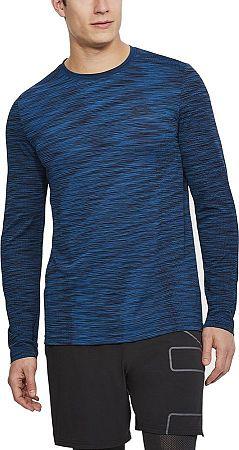 Tričko s dlhým rukávom Under Armour UA THREADBORNE SEAMLESS 1289615-487 Veľkosť XL