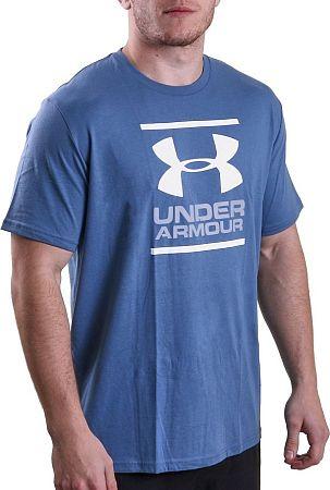 Tričko Under Armour UA GL Foundation SS T 1326849-407 Veľkosť S/M