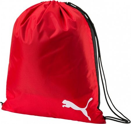 Vak na chrbát Puma Pro Training II Gym Sack Red- B 07489902