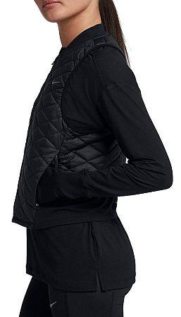 Vesta Nike W NK AROLYR VEST 930559-010 Veľkosť L